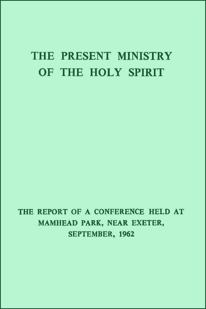 The Devon Conference Papers, Mamhead Park, Nr. Exeter, Sept.1962 - ebook