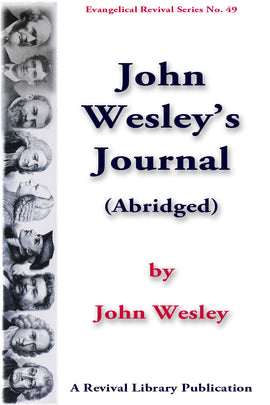 The Journal of John Wesley John Wesley - ebook