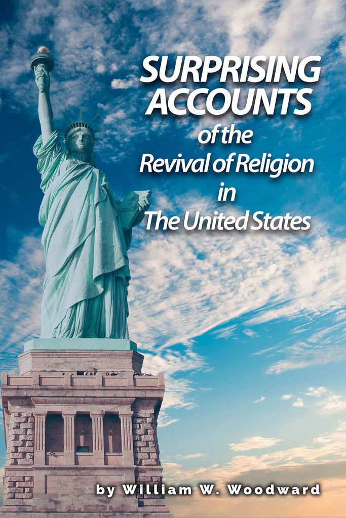 Surprising Accounts of the Revival of Religion - William W. Woodward - eBook
