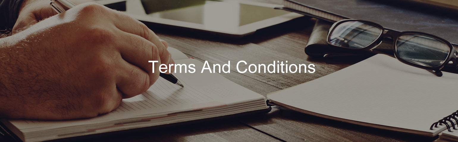 terms & conditions excelvan