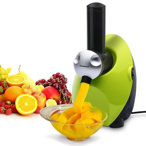 FROZEN HEALTHY FRUIT ICE CREAM MACHINE GREEN