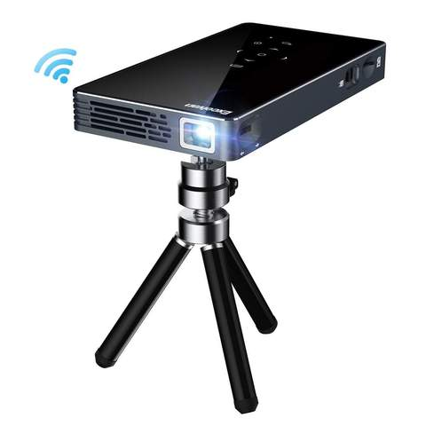 P8I MINI DLP ANDROID 7.1 1G RAM + 8G ROM SMART PROJECTOR