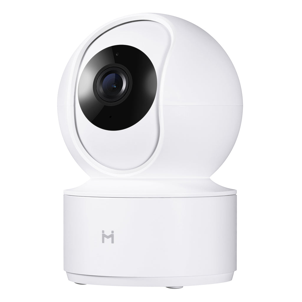 Mi Home 1080P HD Wireless IP Camera Smart Home Security Camera Indoor Surveillance Pan/Tilt Two-Way Audio Night Vision Motion Detection Remote Access for iOS/Android White EU