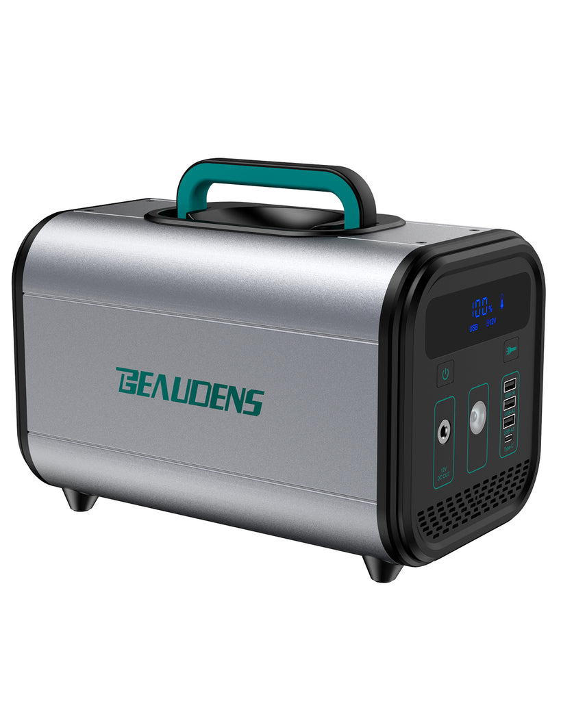 BEAUDENS 380Wh LiFePO4 Portable Power Station