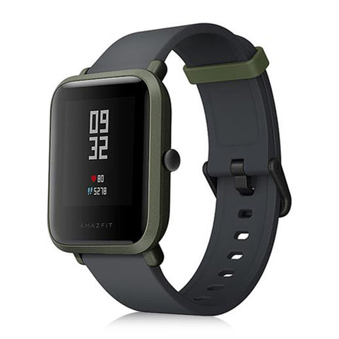 Xiaomi Huami BIP A1608 AMAZFIT Smartwatch International Version-Black