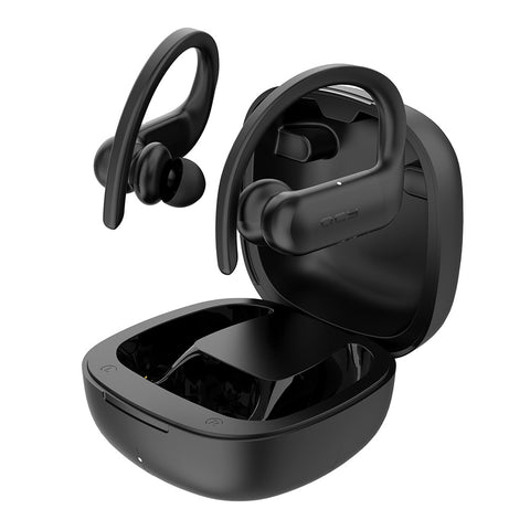 QCY T6 Bluetooth 5.0 Wireless Earbuds, APP Control, Personalized EQ Settings
