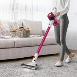 ZIGLINT Z6 Cordless Stick Vacuum cleaner, 4 in 1 Lightweight Handheld Vacuum with Brushless Motor & Multi-attachments for Car Pet Hair Carpet Hard Floor