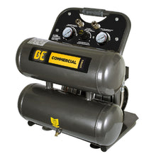 Load image into Gallery viewer, BE AC104 Quiet Oil Free Air Compressor 4 Gallon Portable Electric Oil Free
