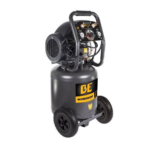 BE AC2010 Air Compressor Workshop Series 10 Gallon Portable Electric