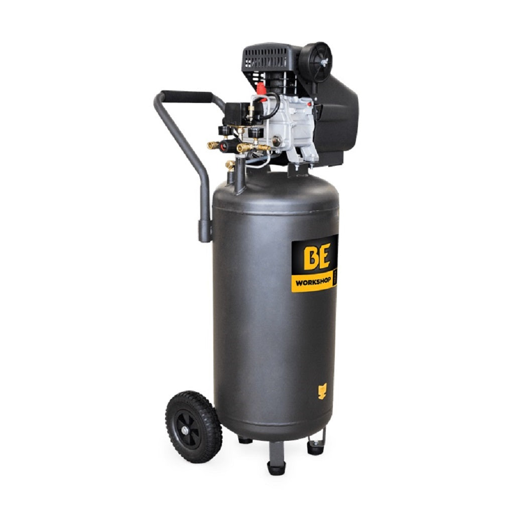 BE AC2020 Air Compressor Workshop Series 20 Gallon Portable Electric