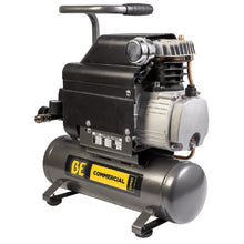 Load image into Gallery viewer, BE AC203C Commercial Air Compressor 2.1 Gallon Portable Electric