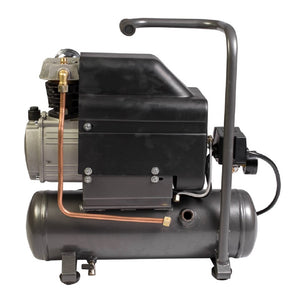 BE AC203C Commercial Air Compressor 2.1 Gallon Portable Electric