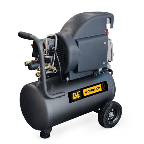 BE AC206 Air Compressor Workshop Series 6 Gallon Portable Electric