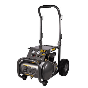 BE AC255 High CFM Air Compressor 5 Gallon Portable Electric