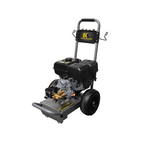 BE B4015RCS 4000psi 4.0gpm Powerease with Comet Pump and Tall Steel Frame