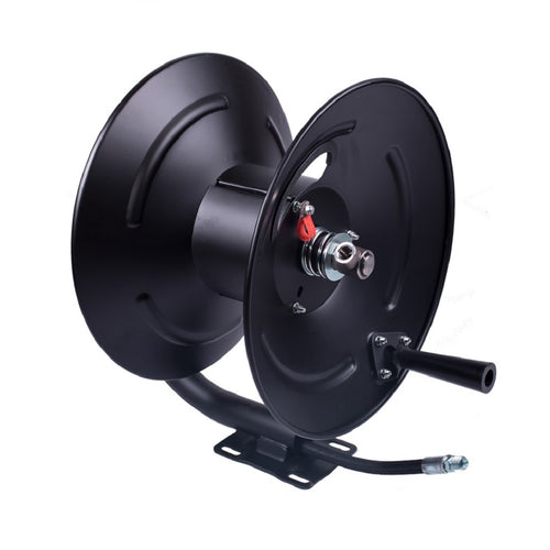 BE 100 Foot High Pressure Hose Reel 4000psi
