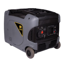 Load image into Gallery viewer, BE BE3500IP 3500 Watt Quiet Inverter Generator 16 Hour Runtime at 1/4 Load Pull Start