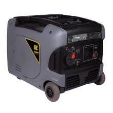 Load image into Gallery viewer, BE BE3600IE 3600 Watt Quiet Inverter Generator 16 Hour Runtime at 1/4 Load Electric Start