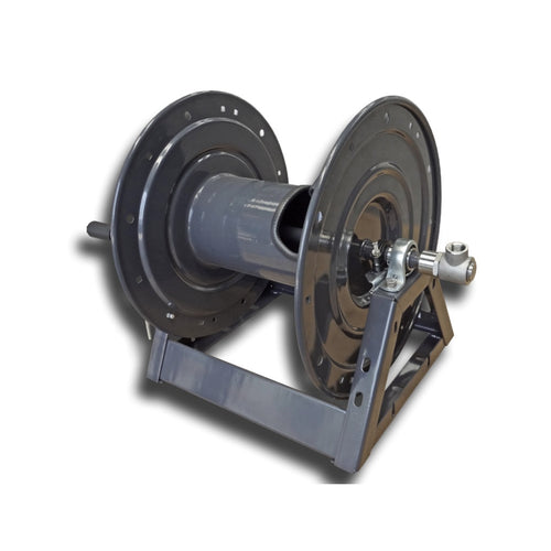 BE 150 Foot Industrial A-Frame High Pressure Hose Reel 5000psi
