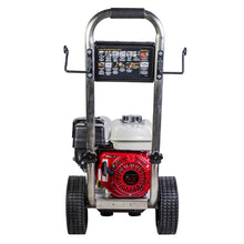 Load image into Gallery viewer, BE PE-2565HWSGENSP 2500psi 3.0gpm Honda with General Pump and Stainless Steel Frame