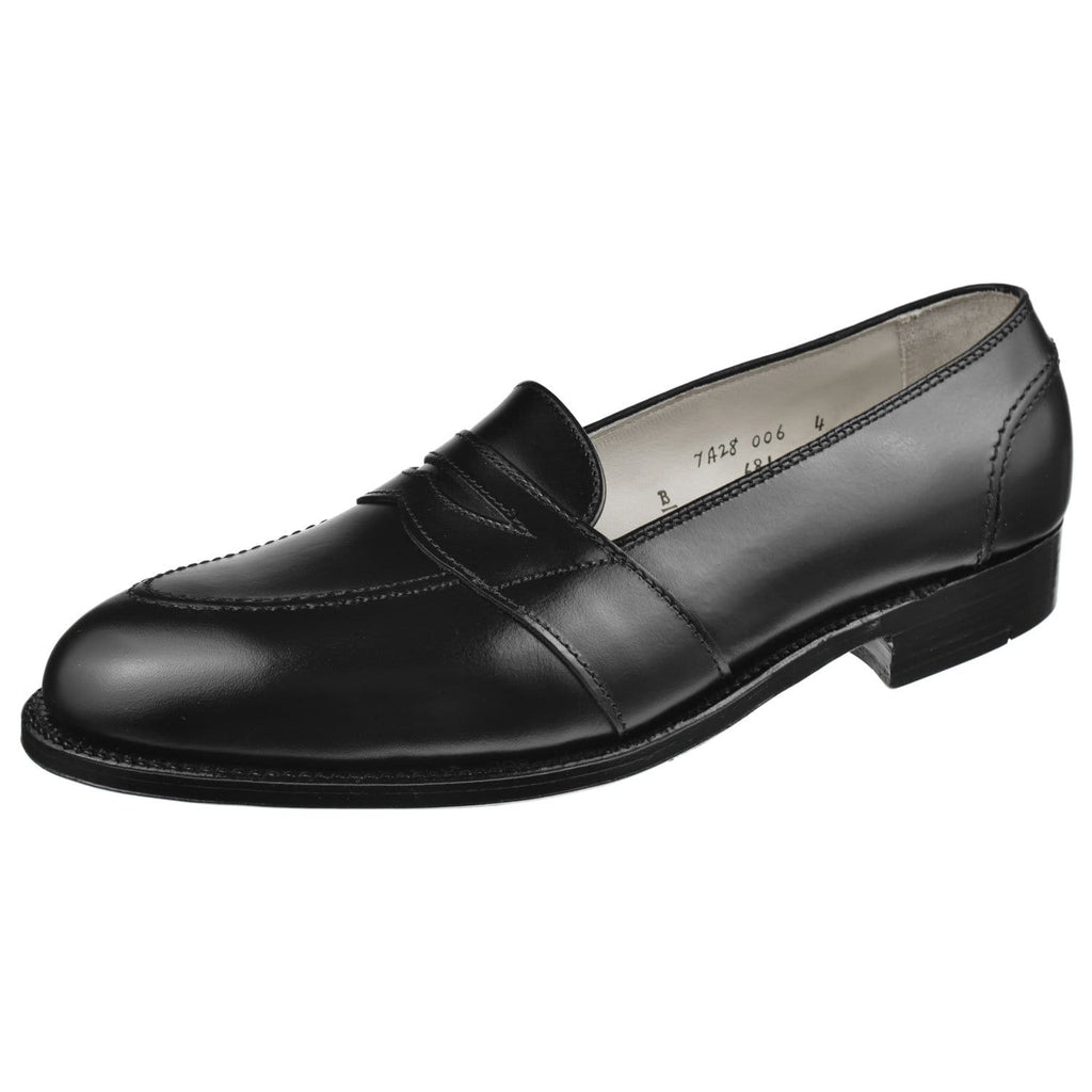 Alden Shoes Alden Mens Dress Penny 681
