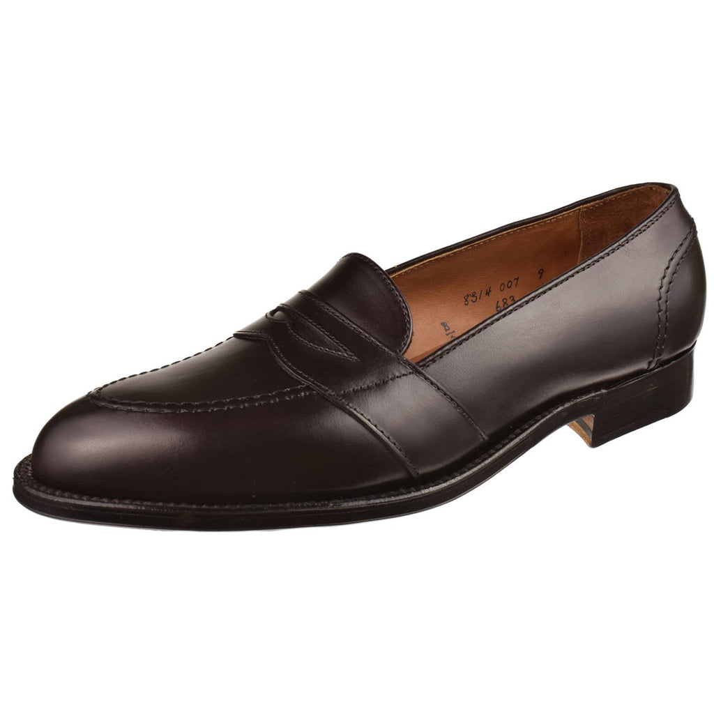 Alden Shoes Alden Mens Dress Penny 683