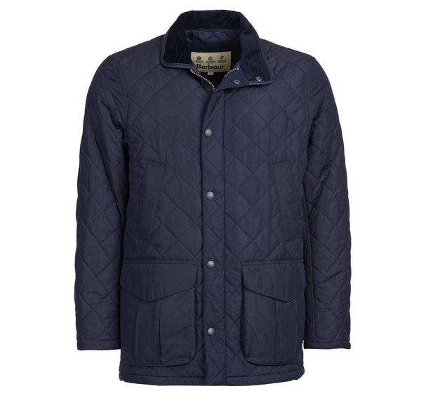 Barbour Outerwear Devon Quilted Jacket