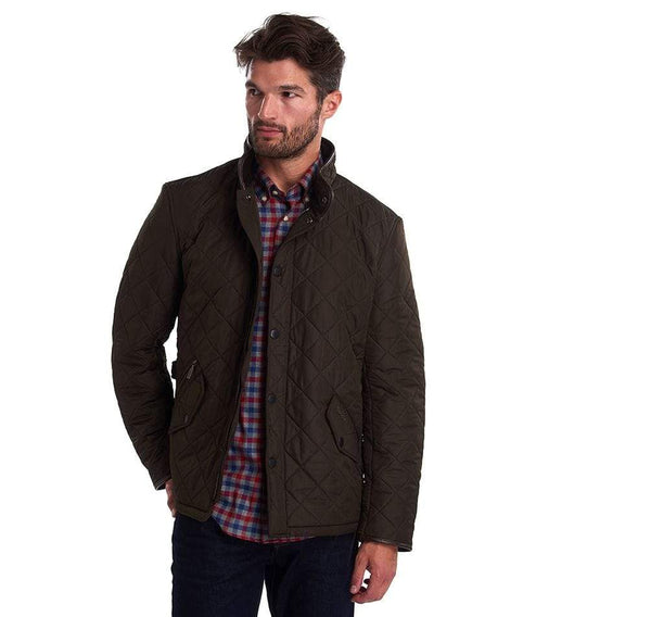 Barbour Outerwear Powell Quilted Jacket
