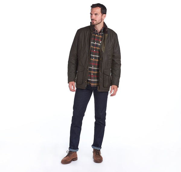 Barbour Outerwear Prestbury Wax Jacket