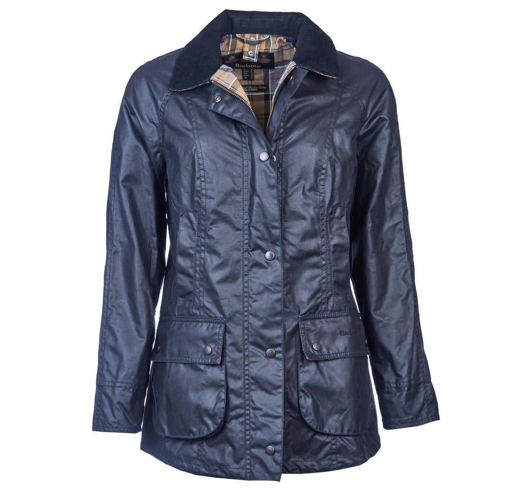 Barbour Outerwear Women's Beadnell Wax Jacket