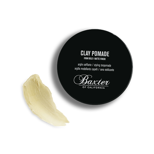 Baxter of California Grooming Clay Pomade