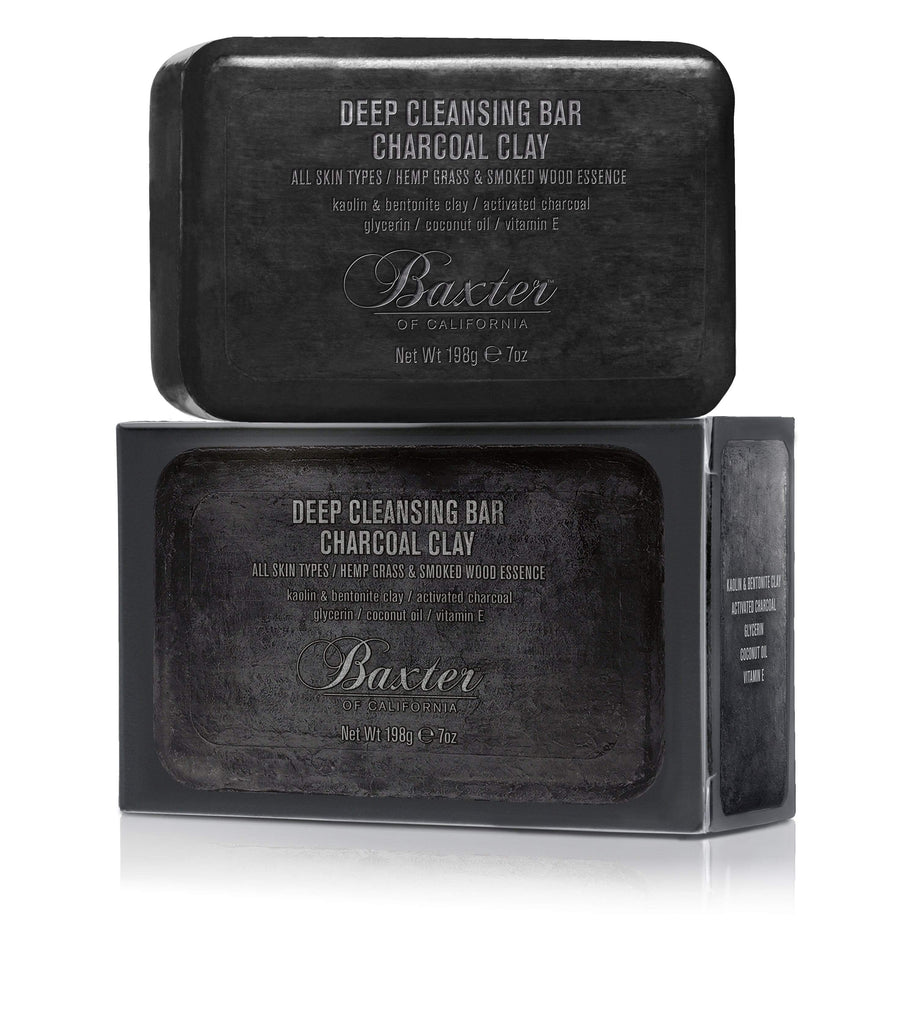 Baxter of California Grooming Detoxifying Charcoal Bar