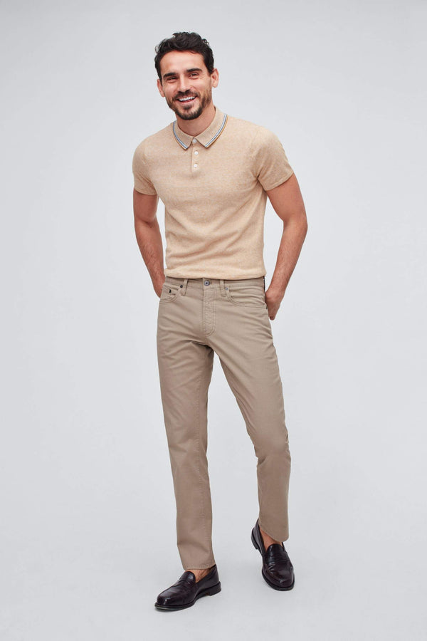Bonobos 5-Pockets Lightweight Travel Jeans- Sand
