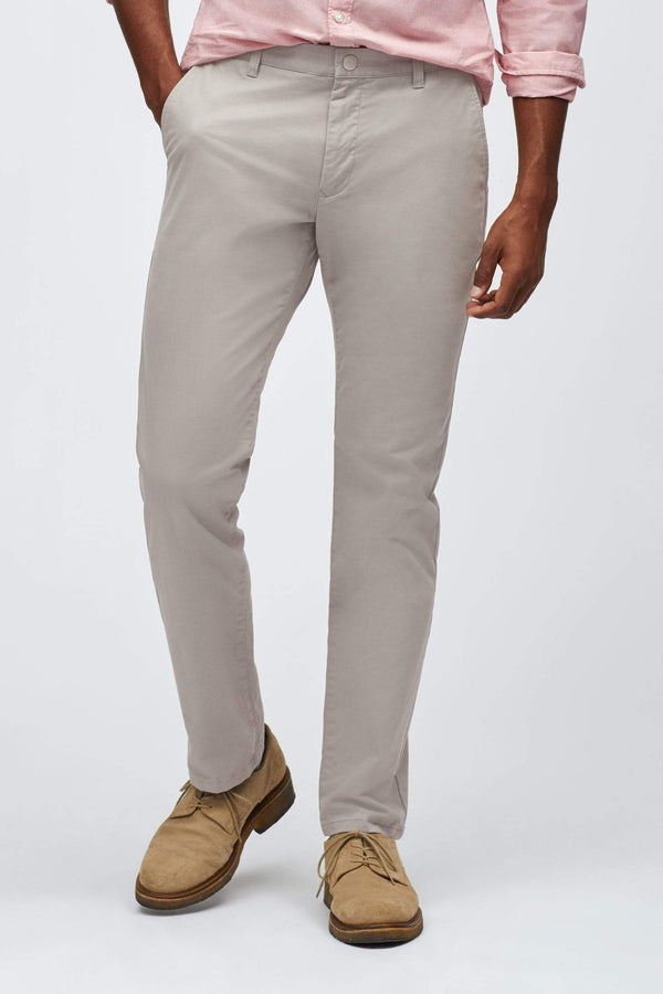 Bonobos Trousers Stretch Washed Slim Chino- Grey Dogs