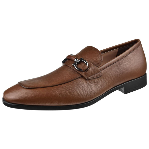 Ferragamo Shoes Ferragamo Benford Gancini Slip On Benford-Radica