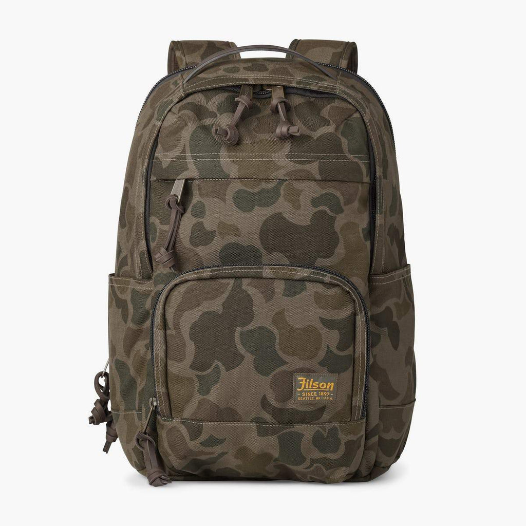Filson Luggage Dryden Backpack- Dark Shrub Camo