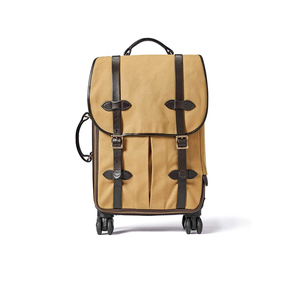 Filson Luggage Rolling Carry-On Bag