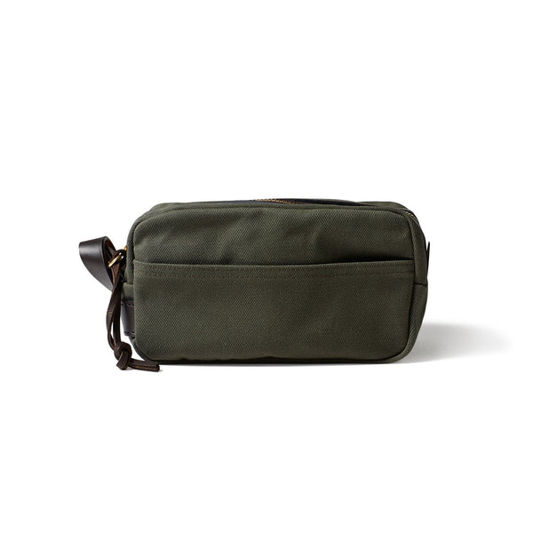 Filson Luggage Twill Dopp Kit