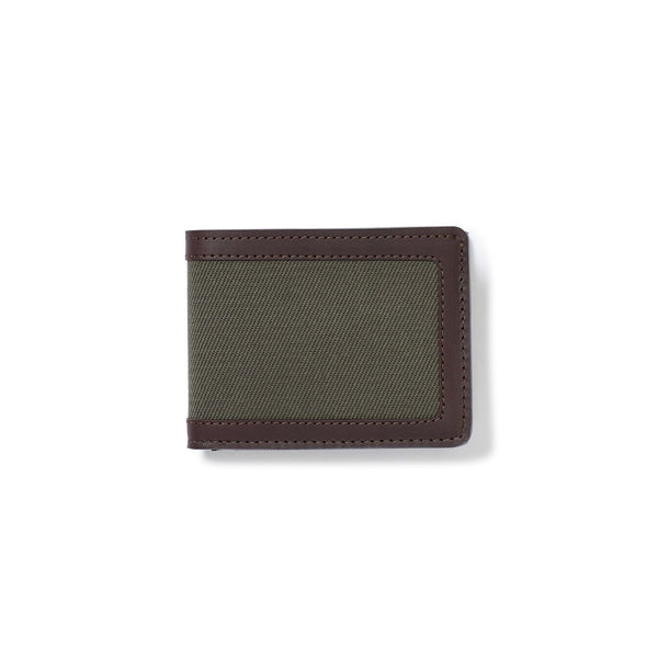 Filson Small Leather Goods Outfitter Wallet