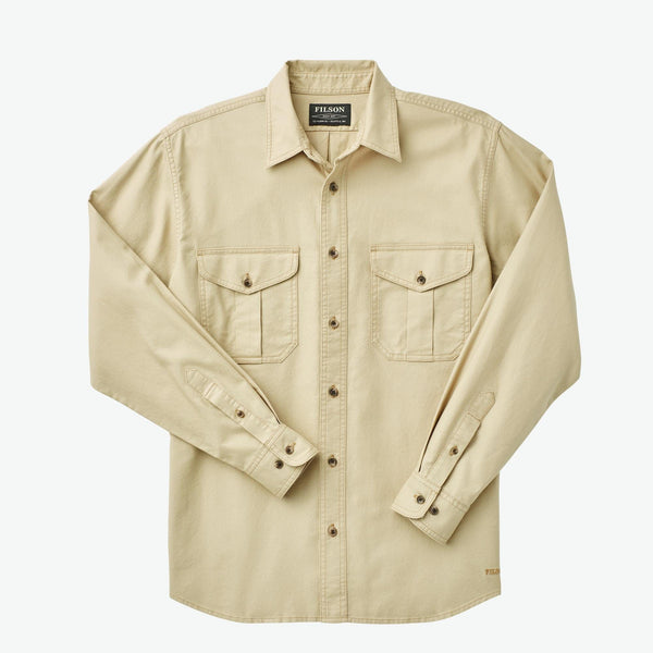 Filson Sport Shirts Lightweight Alaskan Guide Shirt