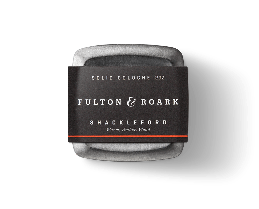 Fulton & Roark Cologne Shackleford
