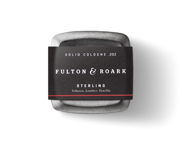 Fulton & Roark Cologne Sterling