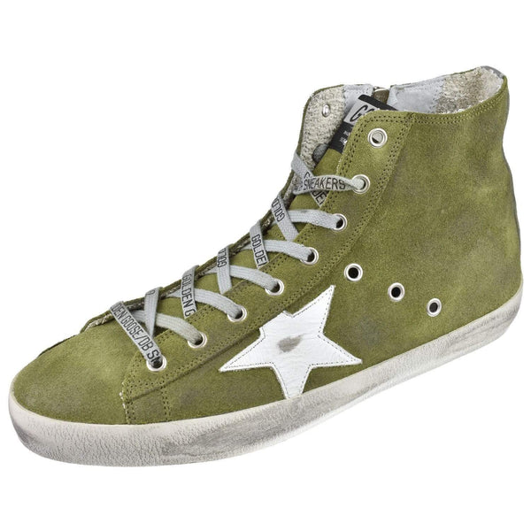 Golden Goose Golden Goose Mens Francy Hi Top