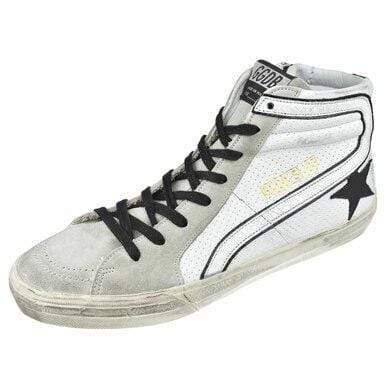 Golden Goose Men's GGDB Hi Top Slide