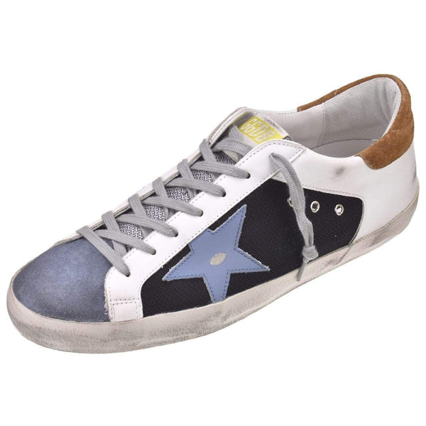 Golden Goose Men's Superstar Net UNC Sneaker