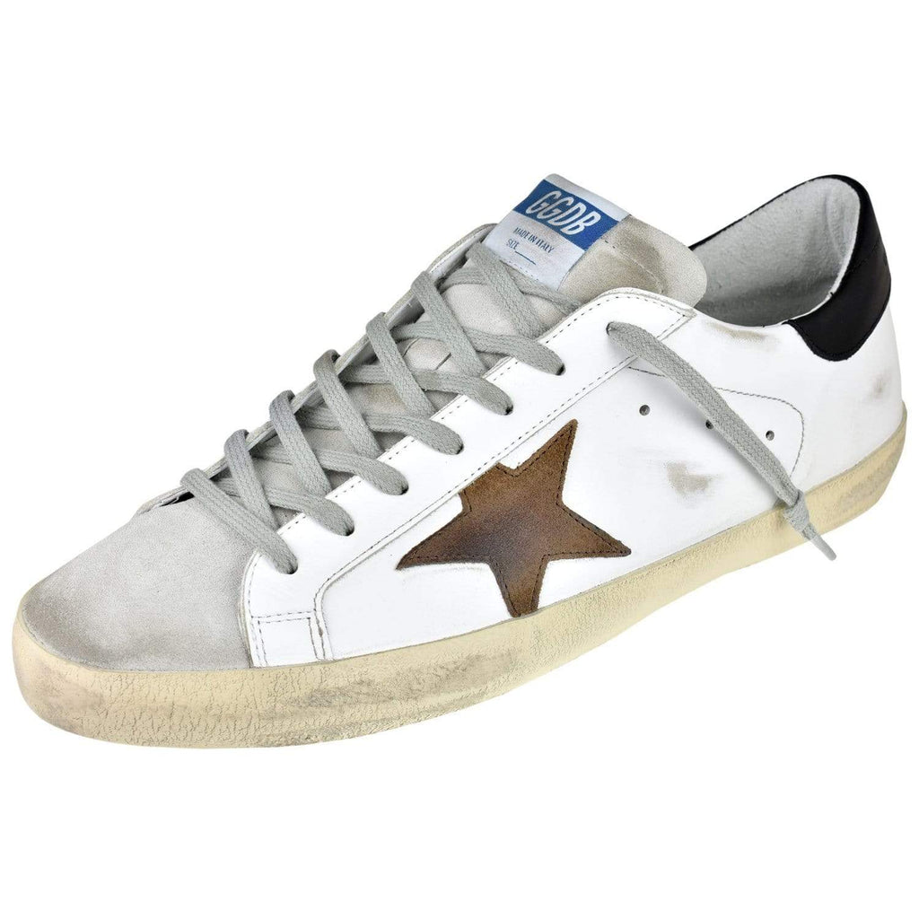 Golden Goose Shoes Golden Goose GGDB Mens Superstar Sneaker G34MS590.N12