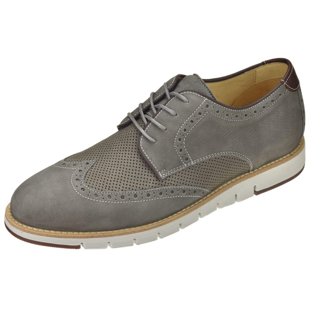 J&M Shoes Martell Perfed Wingtip