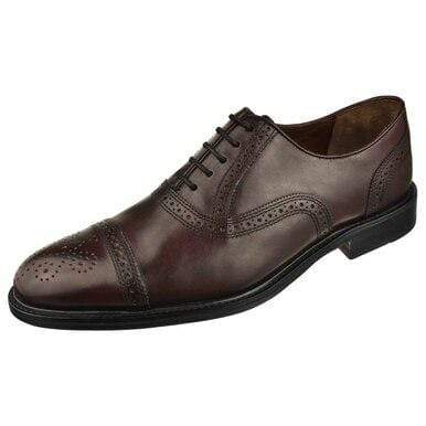 J&M Shoes Men's Daley Cap Toe