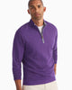 Johnnie O Sweaters Sully 1/4 Zip Pullover- Purple