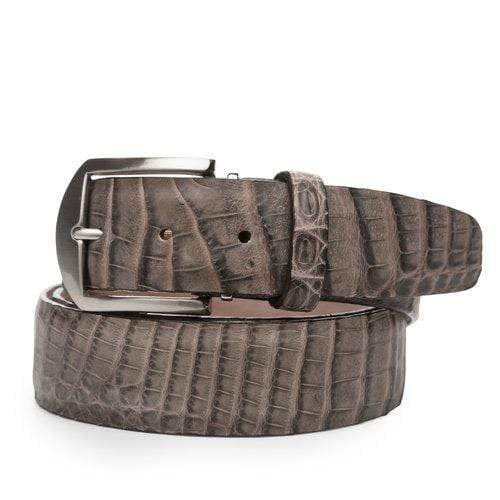 L.E.N. Belt Caiman Crocodile